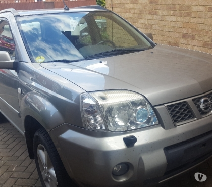 Photos for Left hand drive Nissan X-trail 2005 T30 facelift, Manual, Di