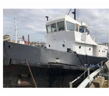 Photos for Stunning Tug Conversion - Sea Challenge