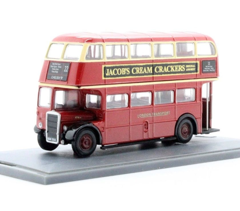 Photos for LONDON TRANSPORT RTW DOUBLE DECKER MODEL