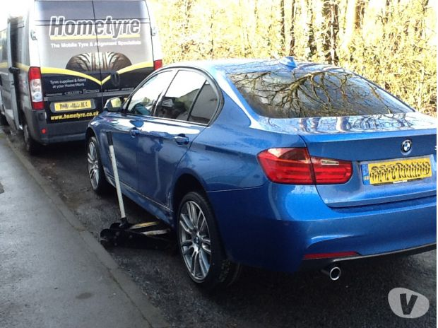 car spares West Sussex Worthing - Photos for Tyres fitted to your vehicle while you work