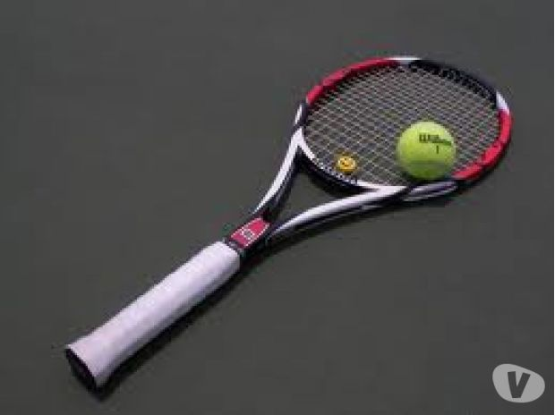 Photos for Need your sports racket restrung?