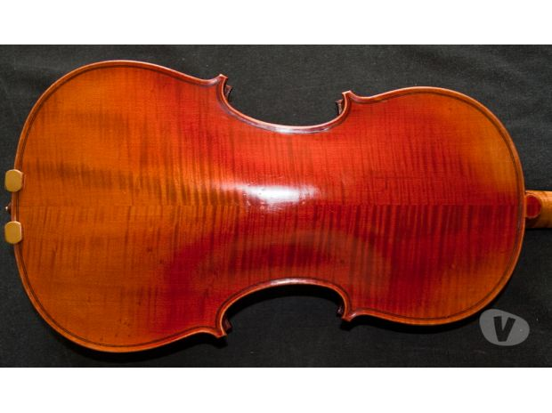 Musical Instruments Staffordshire Stoke-on-Trent - Photos for Beautiful Antique French Violin, Pierre Gautie ca.1920
