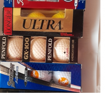 Photos for Penfold GX-100 Golf Balls .