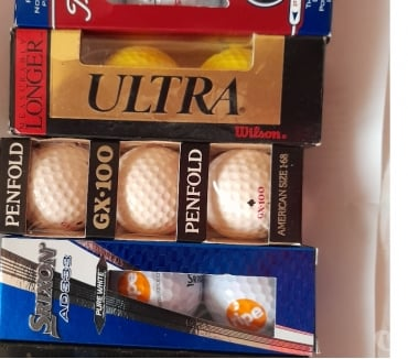Sports Equipment West Midlands Stourbridge - Photos for Penfold GX-100 Golf Balls .