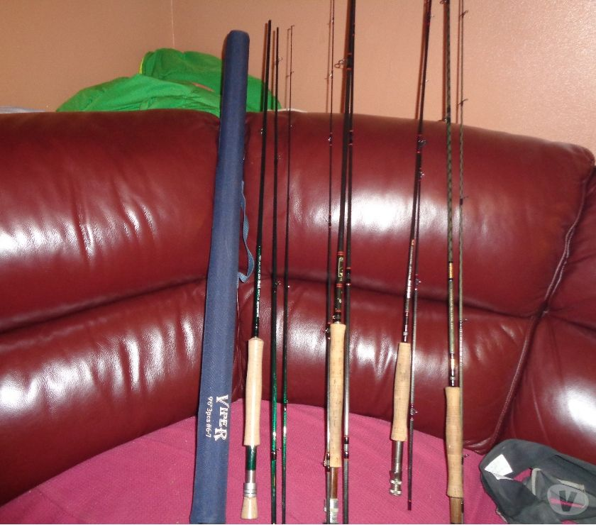Fishing tackle Dumfries & Galloway Dumfries - Photos for RETIRMENT SALE HARDY JW YOUNG DAIWA RODS & REELS & TACKLE