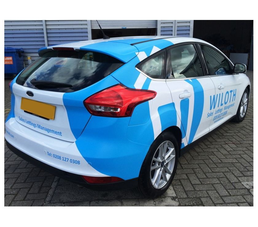 Photos for Vehicle Wrapping Full BodyCar Wrap Vehicle Branding