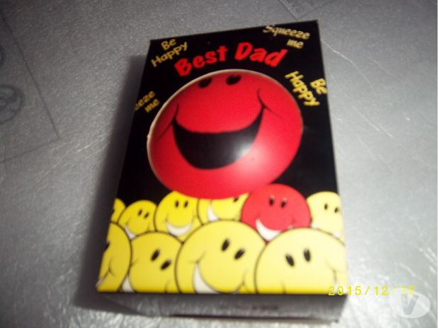 Photos for Happy Face Stress Relief Ball