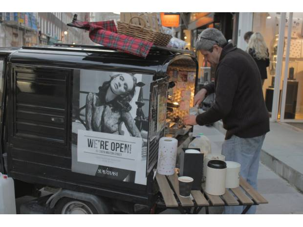 Photos for Mobile coffee van - film & tv production
