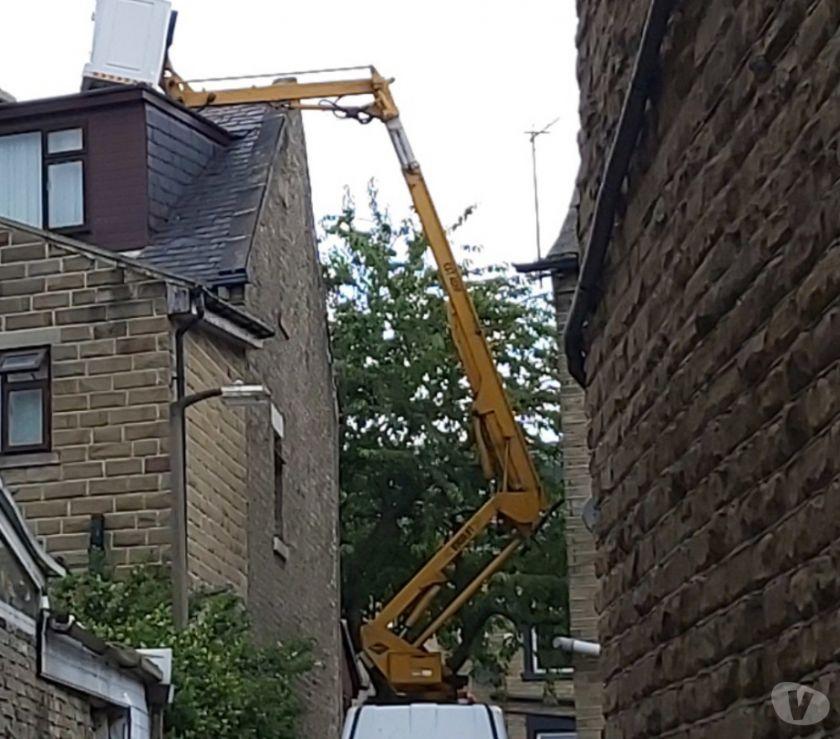 car spares West Yorkshire Bradford - Photos for Cherry picker access platform £40 16 metres high