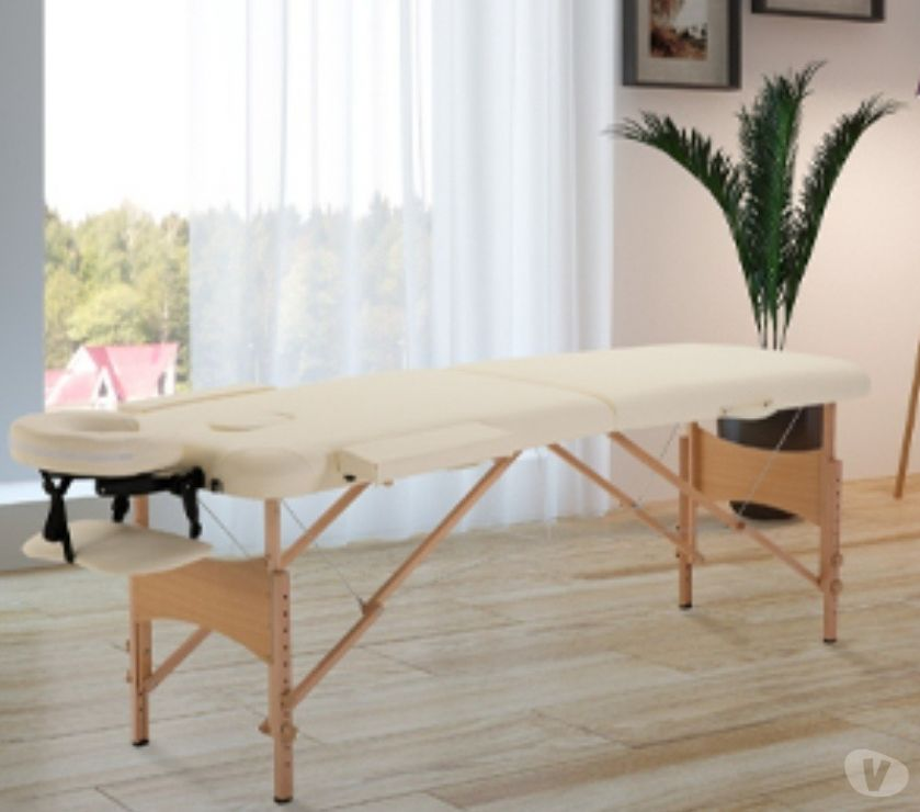 Health & Beauty Products North London Hornsey - N8 - Photos for Massage table semi new