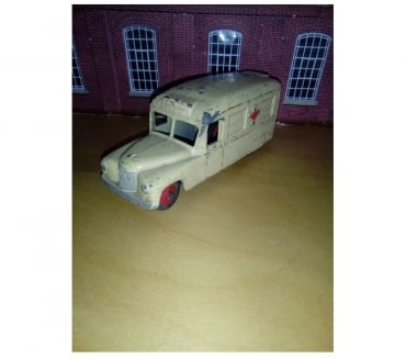 Photos for DINKY TOYS: 1950s DAIMLER AMBULANCE