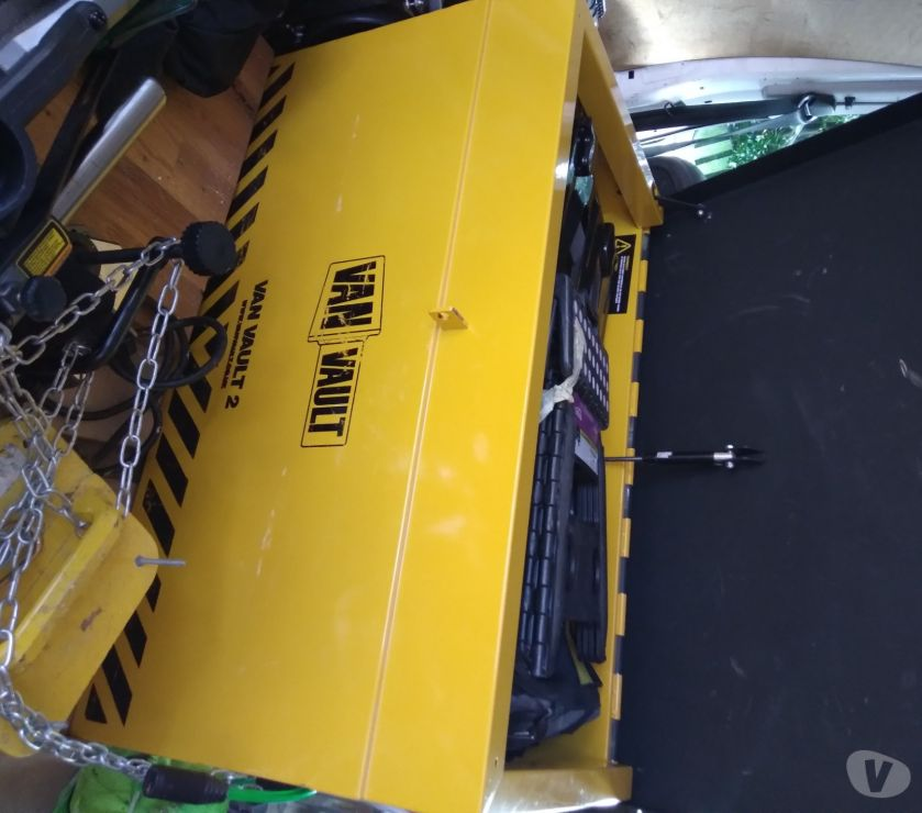 Miscellaneous South East London Catford - SE6 - Photos for Van Vault 2 Good Condition Perfect Working Order 1 Key