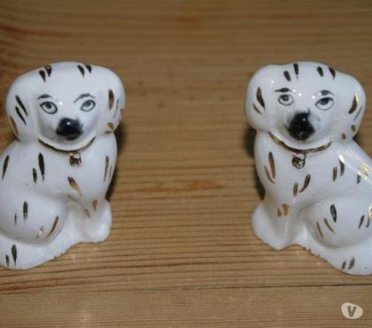Photos for Porcelain Staffordshire Dogs
