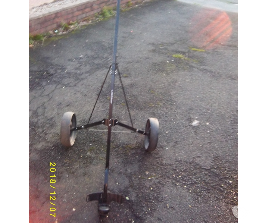 Fishing tackle West Midlands Stourbridge - Photos for Pull Golf Trolly.