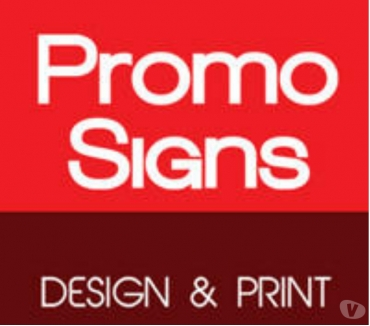 Photos for Promo Signs - Leading sign company based in London, Wembley
