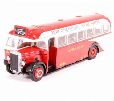 Photos for SCALE MODEL BUS:YORKSHIRE TRACTION 1930s LEYLAND TS8