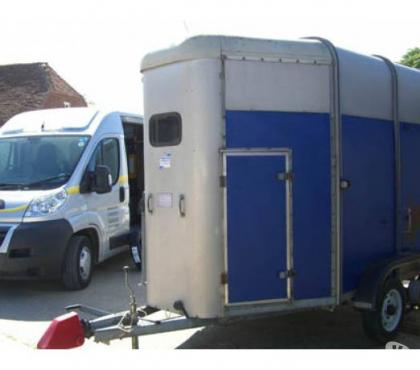 Photos for Horse trailer tyres with free mobile tyre fitting.