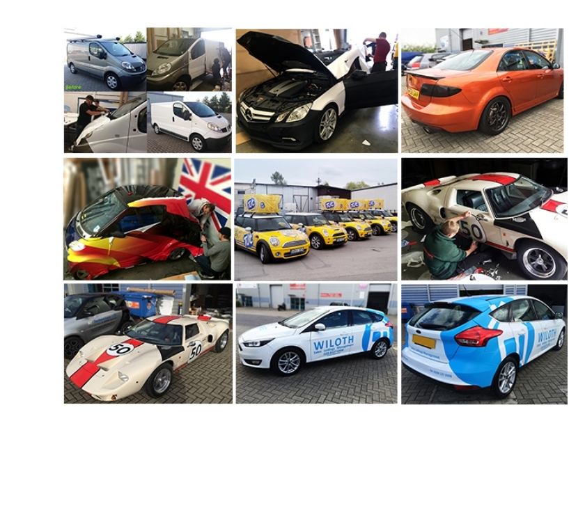 Photos for High Quality Car Wrapping in Kent | Van Wraps Graphics Kent