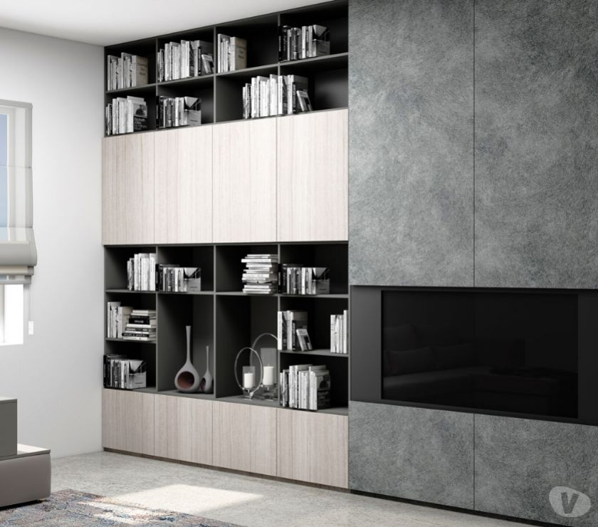 Furniture North West London Harrow - Photos for Fitted Bookcases | Bespoke Bookcases | Inspired Elements