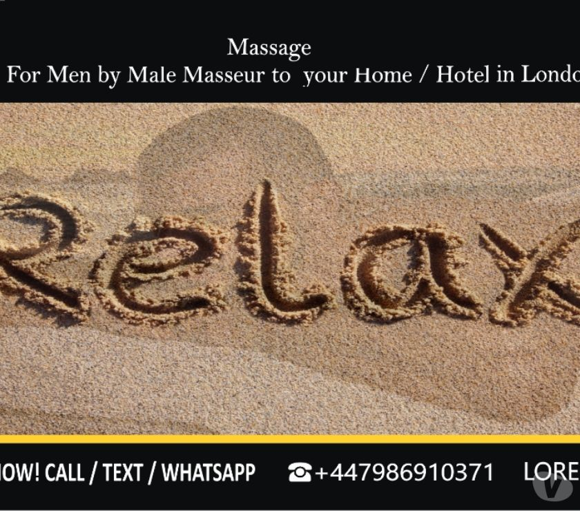 Full body massage Central London High Street Kensington - W8 - Photos for ★ MASSAGE FOR BY MALE MASSEUR - TO YOUR HOME HOTEL