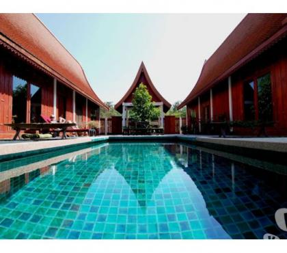 Photos for Full Board Private Pool Villa in rural Thailand