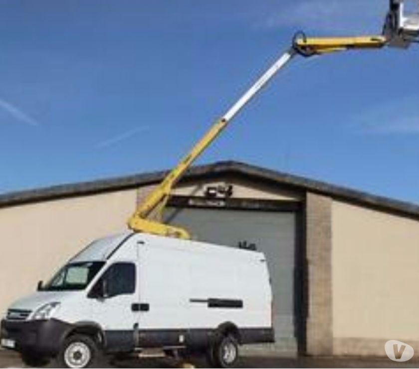 car spares West Yorkshire Wakefield - Photos for Cherry picker for hire access platform with operator