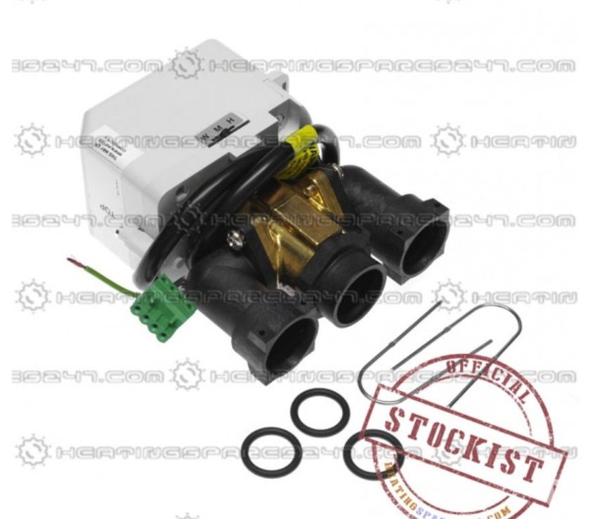 Photos for Worcester Mid Position Divertor Valve 77161921950