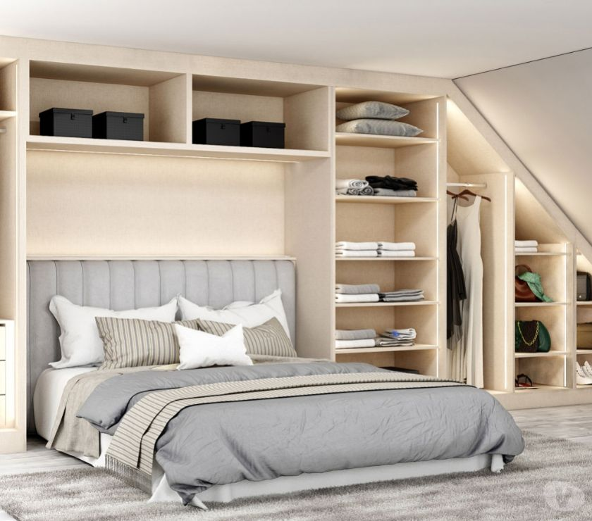 Furniture North West London Harrow - Photos for Loft Storage Solutions | Storage Conversion | London
