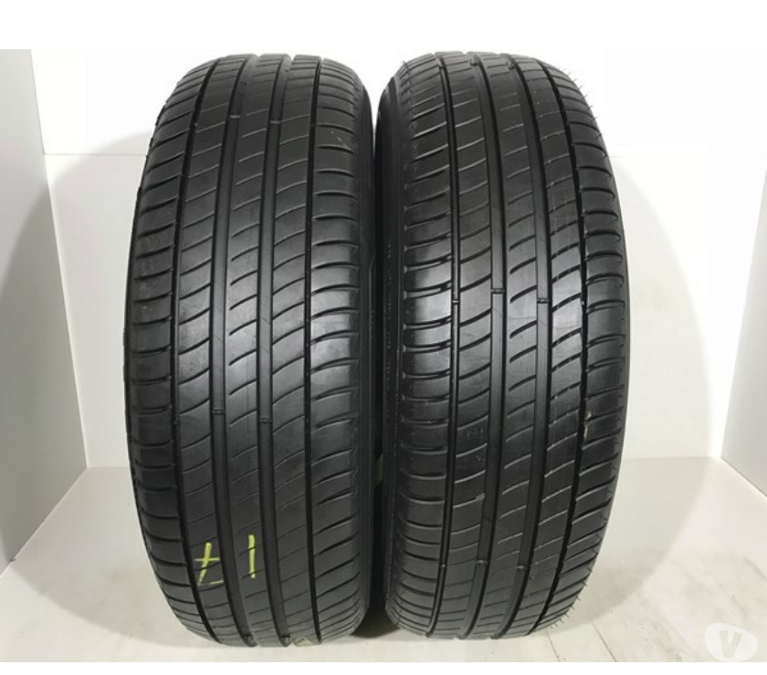 Photos for F549 2X 215 65 17 99V MICHELIN PRIMACY 3 1X7MM 1X8MM TREAD