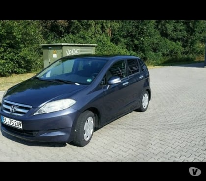 Photos for Left hand drive Honda FRV 2007 Manual 1.7 Petrol 6 seaters