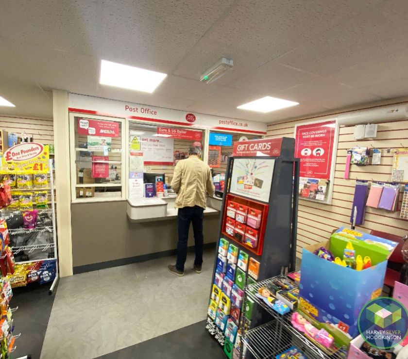 Shops/Businesses for sale - let Cheshire Northwich - Photos for POST OFFICE & NEWSAGENTS: WEAVERHAM: REF: V9418
