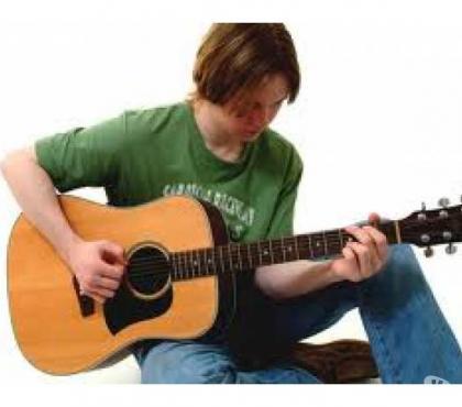 Photos for Acoustic Guitar lessons in Milford-On-Sea, Lymington, Hants