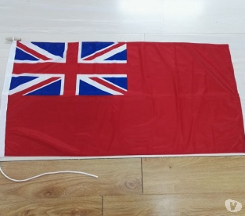 Miscellaneous East Sussex Sandown - Photos for Red Ensign Printed Flag 36