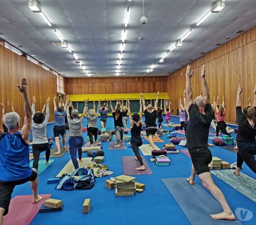 sports coach Tyne & Wear Newcastle upon Tyne - Photos for Trinity Gosforth Iyengar Yoga