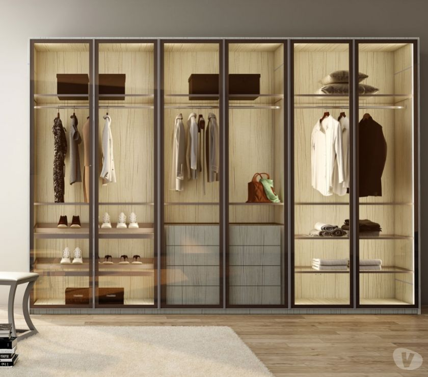 Furniture North West London Harrow - Photos for Wardrobes with Glass Doors | Mirror Built in Wardrobes