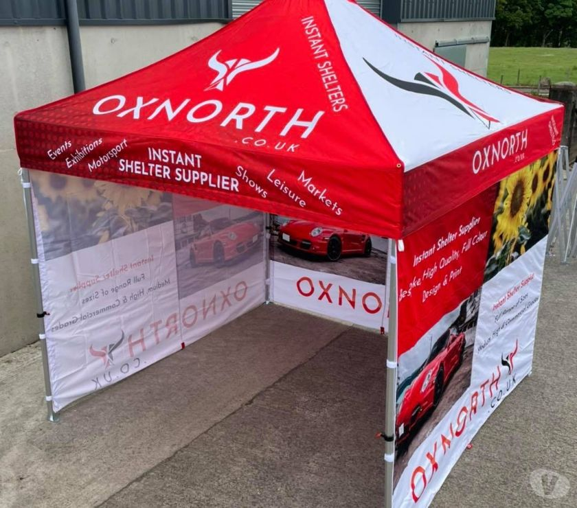 Garden, Outdoor & DIY Londonderry Coleraine - Photos for Oxnorth - Instant Shelters, Flame Patio Heaters & Furniture