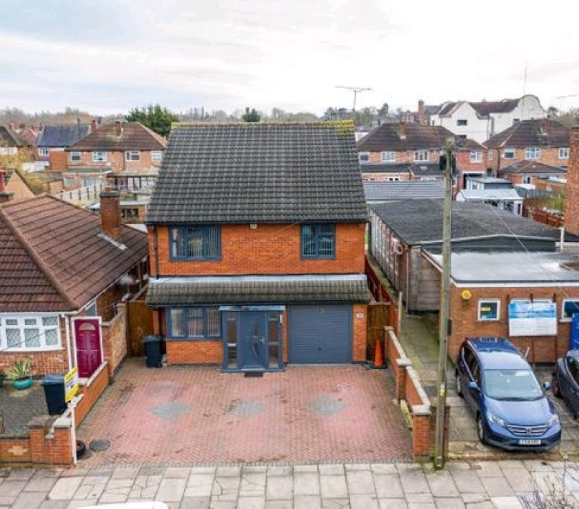 Property to Rent Leicestershire Leicester - Photos for Detached house for rent in Edgehill Road, Leicester LE4