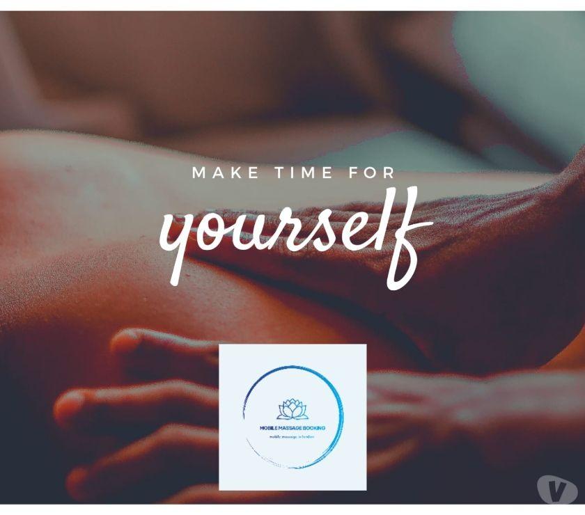 Full body massage Central London Park Lane - W1 - Photos for mobile massage in London