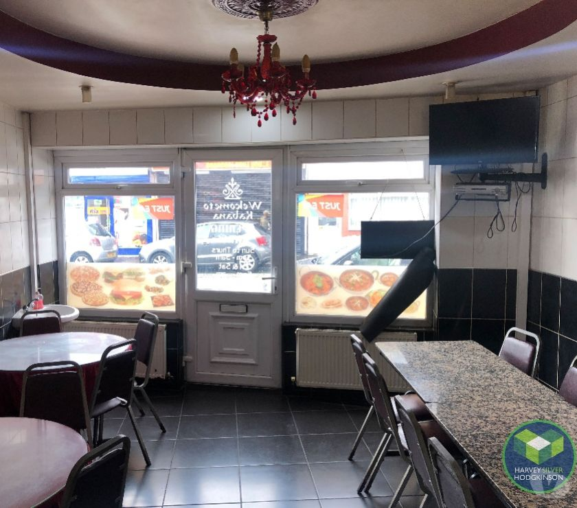 Shops/Businesses for sale - let Manchester County Rochdale - Photos for RESTAURANT & TAKEAWAY: ROCHDALE: REF: V9178