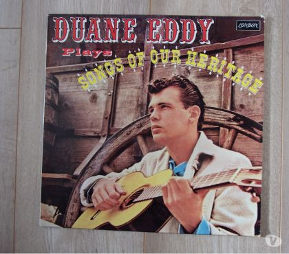 Photos for Duane Eddy vinyl album