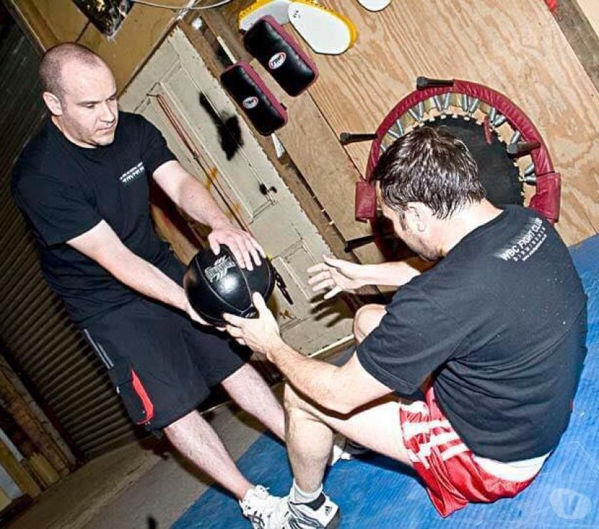 sports coach West Midlands Birmingham - Photos for Mobile Boxing Training