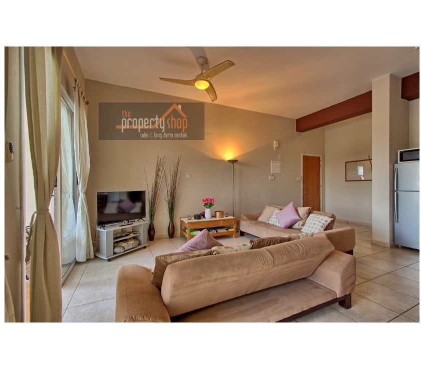 holiday lettings - Photos for 2 bed apartment, Paphos, Cyprus (longterm) ***NOW RENTED***