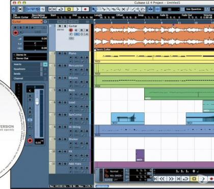 Photos for Cubase LE4.03 + Instructional Videos