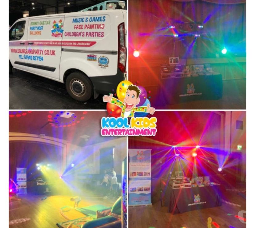 Event Planning & Catering Glasgow Stepps - G33 - Photos for Childrens Party Entertainment - Kool Kids Entertainment