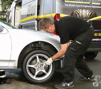 Photos for Mobile tyre fitting service in Brighton & Hove