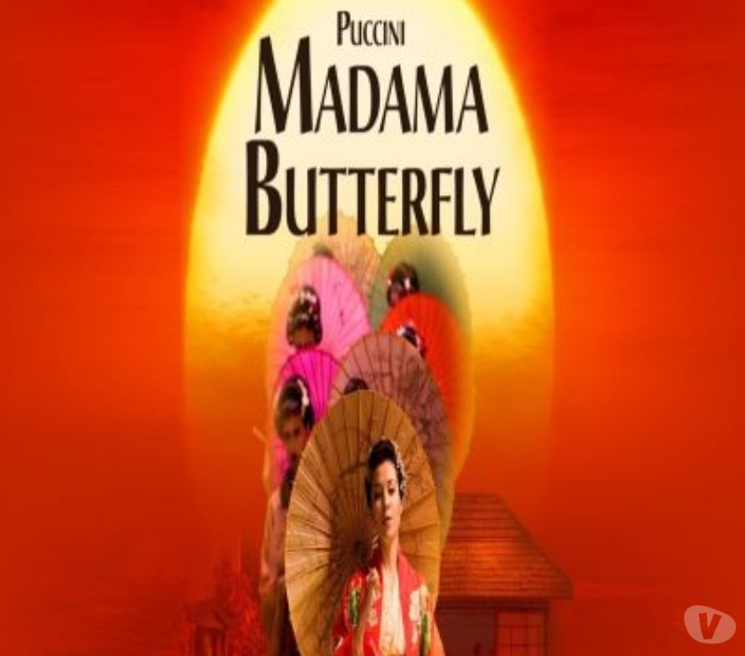 comedy Lancashire Blackpool - Photos for Puccini's Madama Butterfly 2022