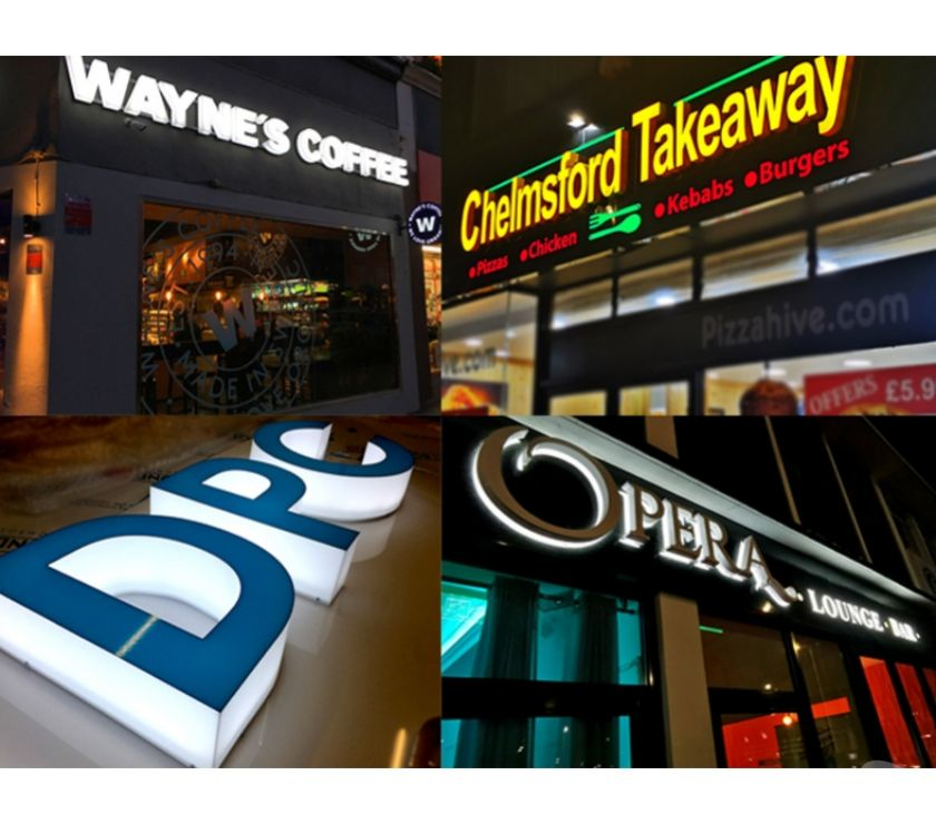 Other Services North West London Harrow - Photos for Shop Signs London Restaurant Signs & Signage
