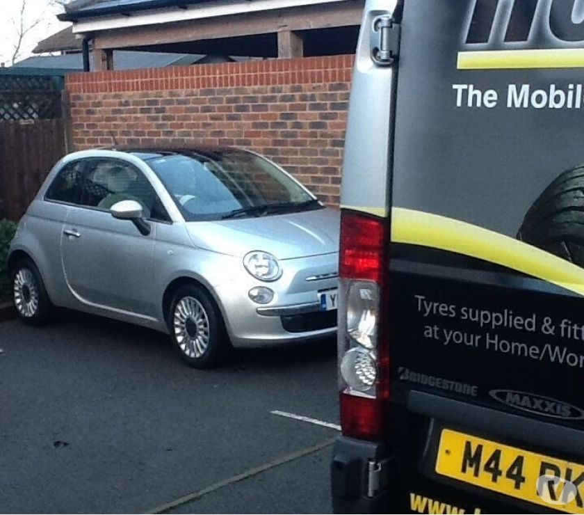 Photos for Mobile tyre fitting service in Rustington