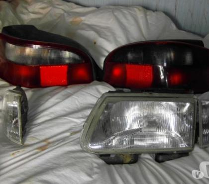 Photos for Citroen Saxo headlight rear light pods and other items