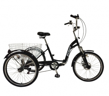 Photos for Adults folding tricycle, 24